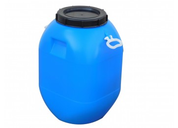 SURPLUS PLASTIC DRUM - 50L