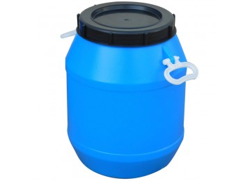 SURPLUS PLASTIC DRUM - 25L