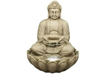BUDDHA 86CM WATER FEATURE