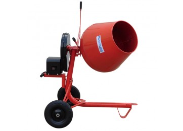 ELECTRIC CEMENT MIXER 3.5CU/FT CMI35E