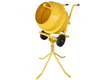 PORTABLE ELECTRIC CEMENT MIXER 2.2CU/FT CM140E