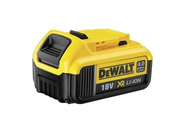 18V XR LI-ION 4.0AH CORDLESS BATTERY
