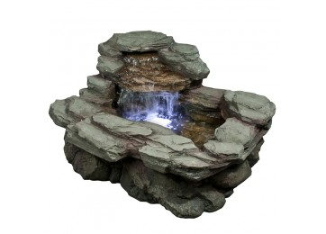 ROCK POND 51CM WATER FEATURE