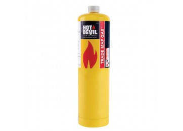 MAP PROPYLENE GAS CYLINDER 400G