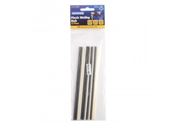 PLASTIC WELDING RODS - ABS - 12PC