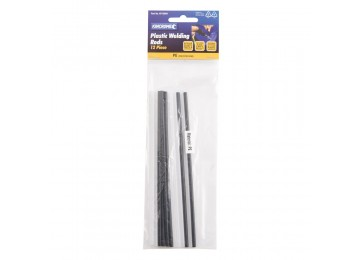 PLASTIC WELDING RODS - POLYETHYLENE - 12PC