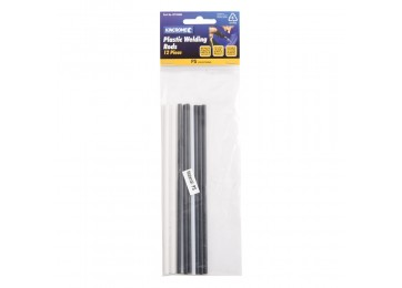 PLASTIC WELDING RODS - POLYSTYRENE - 12PC