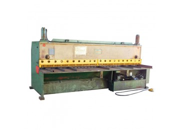 3 PHASE GUILLOTINE - 3.7M x 6.5MM