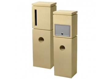 LETTERBOX - BEIGE