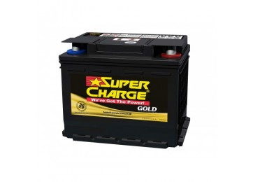 BATTERY - S/CH - MF55H - 600CCA