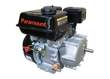 PETROL ENGINE - 6.5HP & REDUCTION BOX 2:1