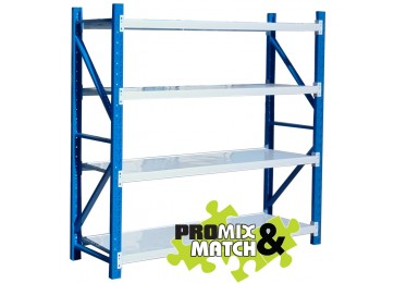 LONG SPAN SHELVING UNIT - LS2000