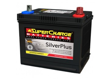 6CYL CAR BATTERY - 550CCA - HOLDEN