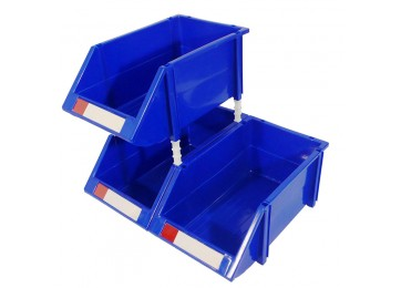 Storage Bins interlock