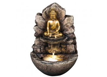BUDDHA 35CM WATER FEATURE