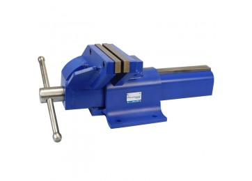 CAST IRON OFFSET VICE - 150MM