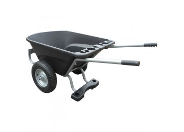 2-WHEEL WHEELBARROW