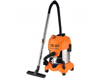 STAINLESS STEEL WET/DRY VACUUM - 20L