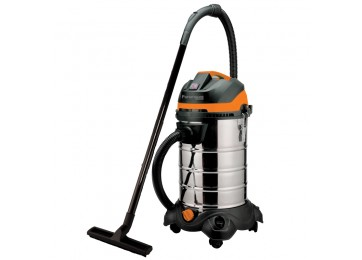 STAINLESS STEEL WET/DRY VACUUM - 40L