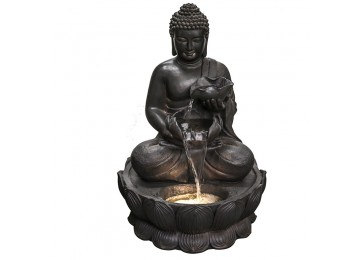 BUDDHA 80CM WATER FEATURE