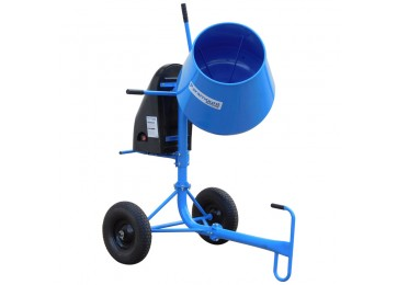 ELECTRIC CEMENT MIXER 2.2CU/FT CMD22E