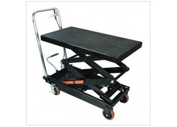 SCISSOR LIFT TABLE - 350KG / 1.3M