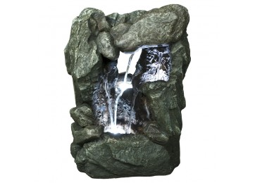 ROCK 34CM WATER FEATURE
