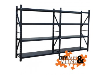 MIX & MATCH DIY SHELVING PACKAGE