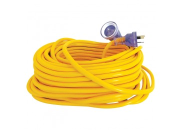 EXTENSION LEAD - 25M HEAVY DUTY