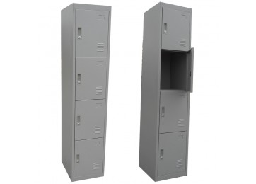STORAGE LOCKER - 4 DOOR