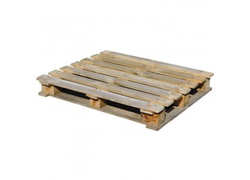 SECOND HAND WOODEN PALLET