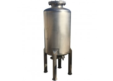 STAINLESS STEEL TANK - 450L