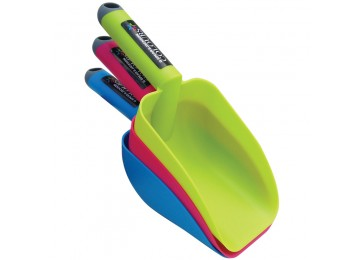 PLASTIC SCOOP - ASSORTED COLOURS