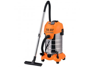 STAINLESS STEEL WET/DRY VACUUM - 30L