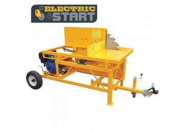 MOBILE SAW BENCH - ELECTRIC START