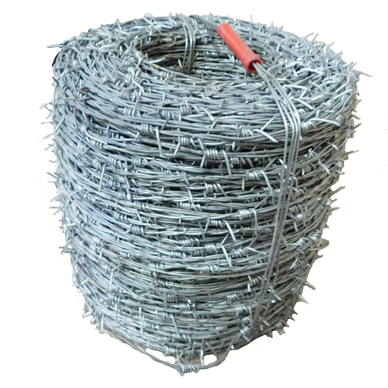 SURPLUS BARB WIRE - 500M - Paramount Browns\', Adelaide